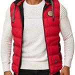 Blackrock Men's Outdoor-Vest - Slim Fit - Sleeveless Gilet - Warm & Comfortable Vest 17