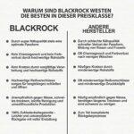 Blackrock Men's Outdoor-Vest - Slim Fit - Sleeveless Gilet - Warm & Comfortable Vest 21