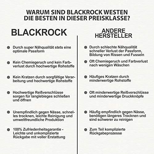 Blackrock Men's Outdoor-Vest - Slim Fit - Sleeveless Gilet - Warm & Comfortable Vest 6