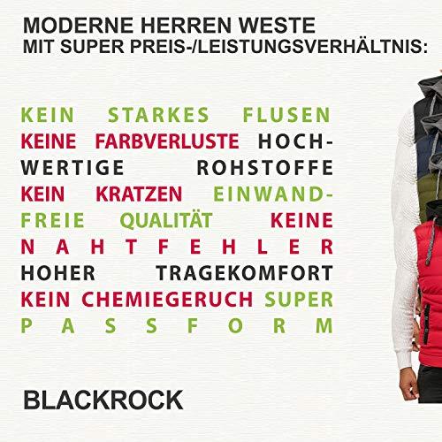 Blackrock Men's Outdoor-Vest - Slim Fit - Sleeveless Gilet - Warm & Comfortable Vest 7