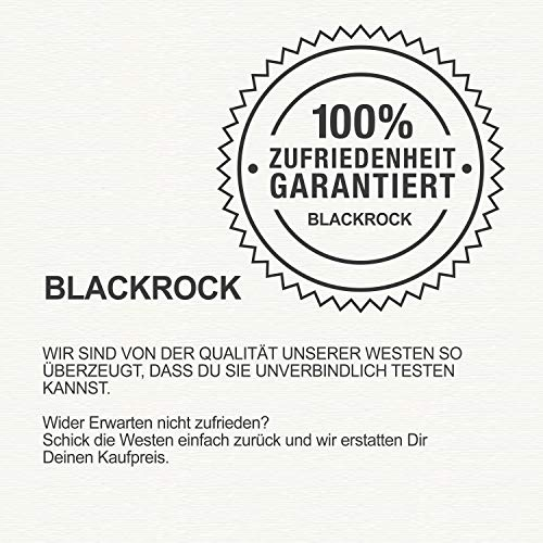 Blackrock Men's Outdoor-Vest - Slim Fit - Sleeveless Gilet - Warm & Comfortable Vest 8