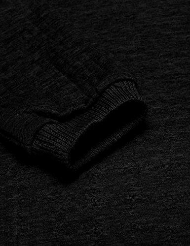 COOFANDY Men's Sweatshirt Hipster Gym Long Sleeve Drawstring Hooded Plaid Jacquard Pullover Hoodies 6