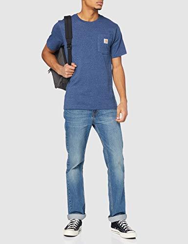 Carhartt Men's Workwear Pocket Short-sleeve T-shirt Work Utility 3