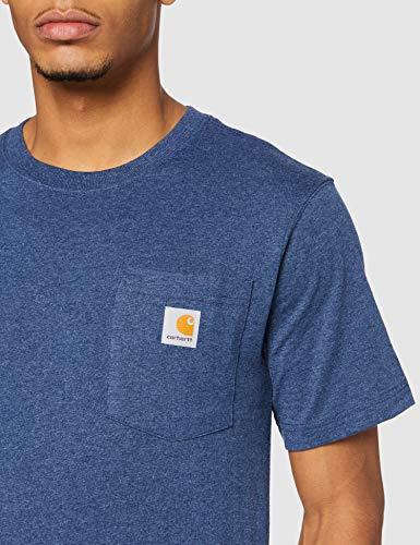Carhartt Men's Workwear Pocket Short-sleeve T-shirt Work Utility 5