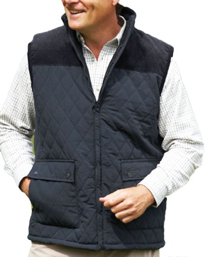 Champion Country Estate New Gilet Outdoor Bodywarmer Diamond Quilted Waistcoat Outerwear Jacket Fishing Hunting Shooting… 1
