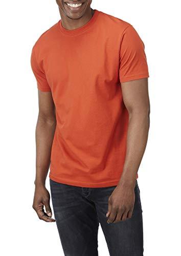 Charles Wilson 5 Pack Plain Crew Neck T-Shirt 8
