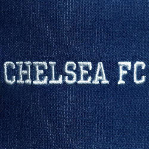 Chelsea FC Official Football Gift Mens Crest Polo Shirt 4