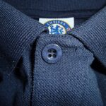 Chelsea FC Official Football Gift Mens Crest Polo Shirt 14