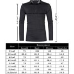 Clearlove Men's Solid Colour Casual Golf Tops Shirts Polo 18