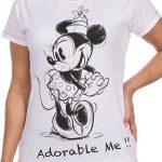 Disney Womens Minnie Mouse Pyjamas 12
