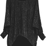 Emma & Giovanni - Oversized Jumper - Long Sleeve - (2 Pieces) Made in Italy - Women 15