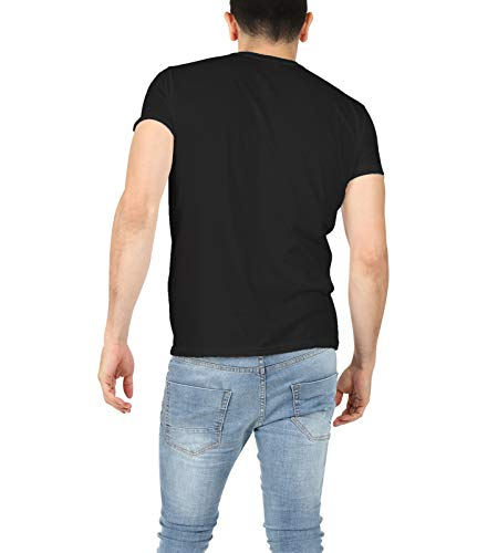 FM London Men's Organic T-Shirt (Pack of 4) 3