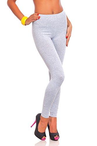 FUTURO FASHION Winter Style Full Length Very Warm Thick Heavy Cotton Leggings (Fleece Inside) Sizes 8-22 P28 1