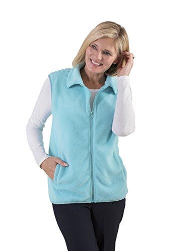 Fashion Friendly Ladies Fleece Gilet/Body Warmer 3XXL 1
