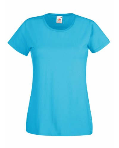 Fruit of the Loom Lady-fit Valueweight T-Shirt SS050 1