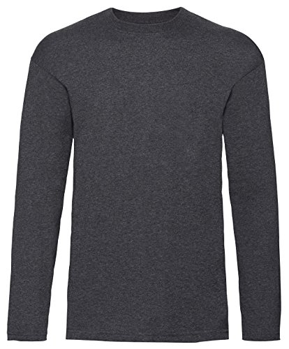 Fruit of the Loom – Valueweight Long Sleeve T-Shirt 1