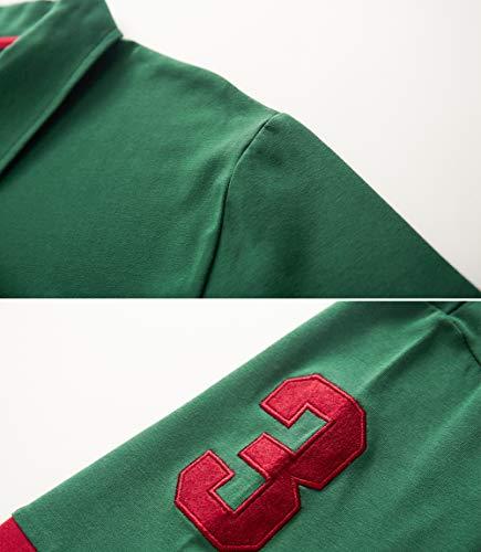 GLESTORE Mens Polo Shirts Giraffe MT1030 Golf Tennis T-Shirt 4
