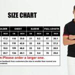 GLESTORE Mens Polo Shirts Giraffe MT1030 Golf Tennis T-Shirt 22
