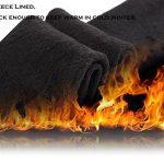 HapiLeap Women Winter Super Thick Warm Velvet Stretchy Leggings Pant 20