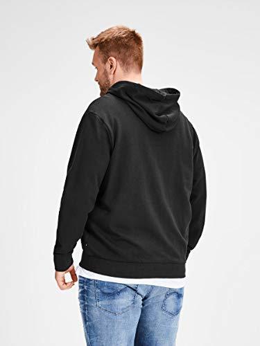 JACK & JONES Men's Jjeholmen Sweat Zip Hood Noos Jacket 9