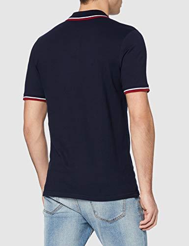 JACK & JONES Men's Jjenoah Polo Ss Noos Shirt 3