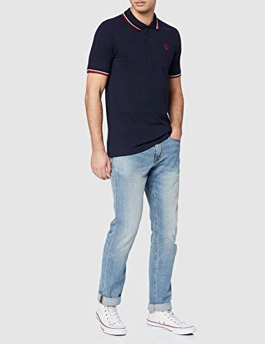 JACK & JONES Men's Jjenoah Polo Ss Noos Shirt 4