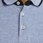 JACK & JONES Men's Jjepaulos Polo Ss Noos Shirt 23