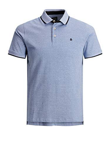 JACK & JONES Men's Jjepaulos Polo Ss Noos Shirt 1