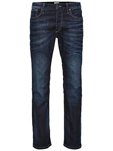 JACK & JONES Men's Regular Leg Jeans JJVCClark Original JOS 318 NOOS 3