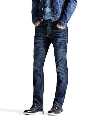 JACK & JONES Men's Regular Leg Jeans JJVCClark Original JOS 318 NOOS 10