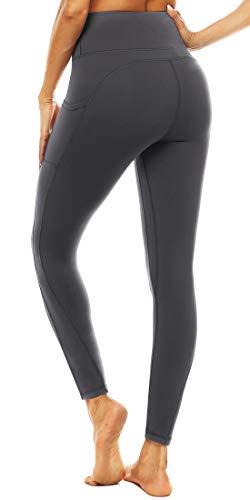 JOYSPELS Womens High Waist Sport Leggings - Tummy Control, High Waist Gym Leggings Women with Soft Fabric, Sports… 3