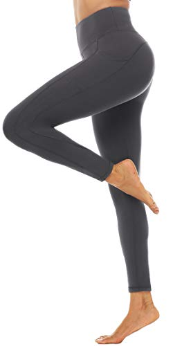 JOYSPELS Womens High Waist Sport Leggings - Tummy Control, High Waist Gym Leggings Women with Soft Fabric, Sports… 4