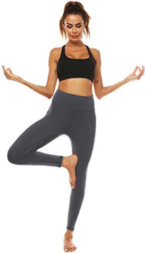JOYSPELS Womens High Waist Sport Leggings - Tummy Control, High Waist Gym Leggings Women with Soft Fabric, Sports… 6
