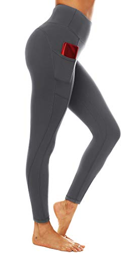 JOYSPELS Womens High Waist Sport Leggings - Tummy Control, High Waist Gym Leggings Women with Soft Fabric, Sports… 7