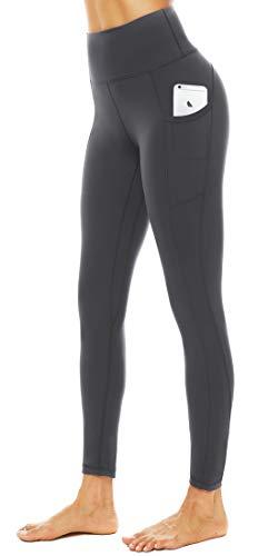 JOYSPELS Womens High Waist Sport Leggings - Tummy Control, High Waist Gym Leggings Women with Soft Fabric, Sports… 1
