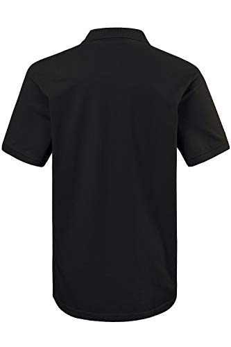 JP 1880 Menswear Big & Tall Plus Size L-8XL Classic Cotton Pique Polo Shirt 702560 3