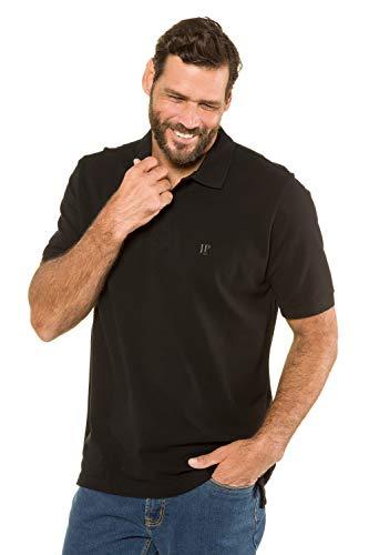 JP 1880 Menswear Big & Tall Plus Size L-8XL Classic Cotton Pique Polo Shirt 702560 7