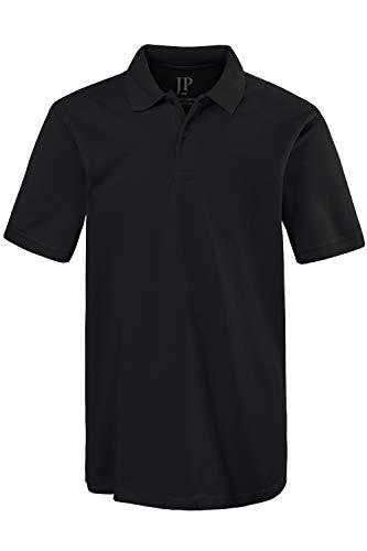 JP 1880 Menswear Big & Tall Plus Size L-8XL Classic Cotton Pique Polo Shirt 702560 1