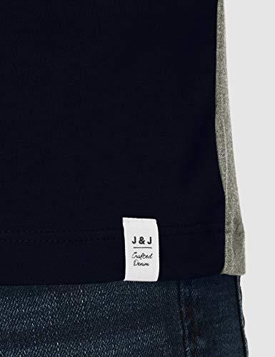 Jack & Jones Men's Jorstation Tee Ss Crew Neck STS T-Shirt 4
