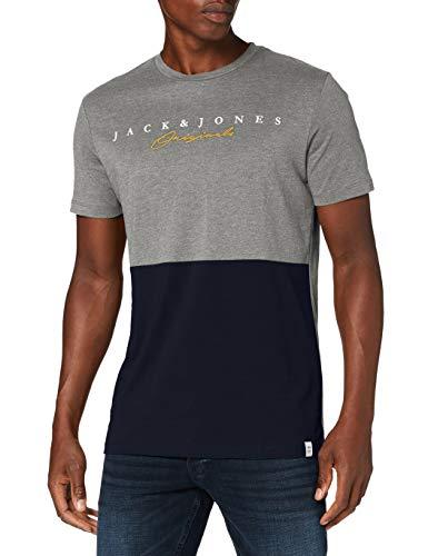 Jack & Jones Men's Jorstation Tee Ss Crew Neck STS T-Shirt 1