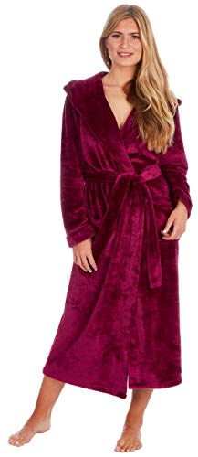 KATE MORGAN Ladies Soft, Comfy & Cosy Dressing Gown 3