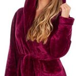 KATE MORGAN Ladies Soft, Comfy & Cosy Dressing Gown 14