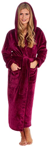 KATE MORGAN Ladies Soft, Comfy & Cosy Dressing Gown 1