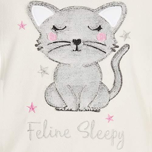 KATE MORGAN Ladies Soft & Cosy Fleece Animal Pyjamas 8