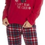 KATE MORGAN Ladies Soft & Cosy Fleece Animal Pyjamas 26