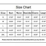 KISSMODA Womens T-Shirt Long Sleeve Sweatshirt Solid Color Casual Blouses Tops 20