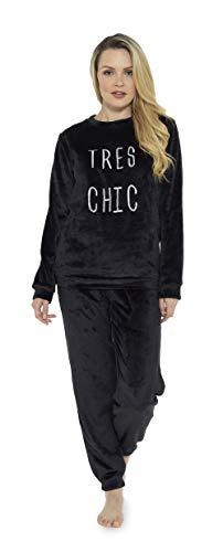 Ladies Pyjamas Set Womens Loungewear Pyjamas for Women Comfy Warm Soft Womans Lounge Wear Pjs Sets 3