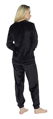 Ladies Pyjamas Set Womens Loungewear Pyjamas for Women Comfy Warm Soft Womans Lounge Wear Pjs Sets 6