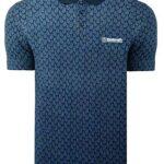 Lambretta Men's Triple Tipped Polo Shirt 7