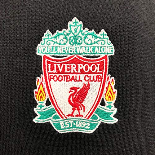 Liverpool FC Mens Jacket Varsity Baseball Retro Official Football Gift 4